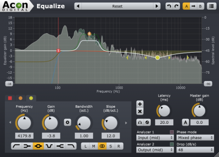 Acon Digital Equalize v1.2.2 x86 x64