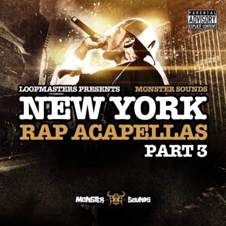 Monster Sounds - New York Rap Acapellas Part 3