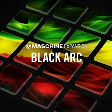 Native Instruments Maschine Expansion Black Arc v1.0.0