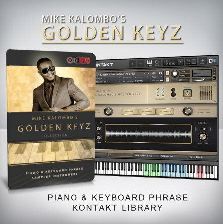 TRU-URBAN - Mike Kalombo's Golden Keyz