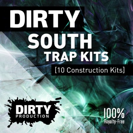 Dirty Production Dirty South Trap Kits