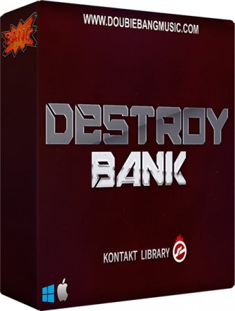Double Bang Music – Destroy Bank (KONTAKT)