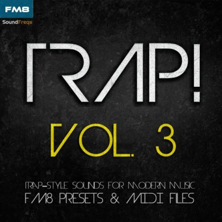 SoundFreqs Trap Vol 3