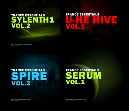 Magic Trance Music Beatsole Trance Essentials Pack