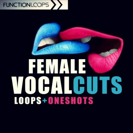 Function Loops Female Vocal Cuts