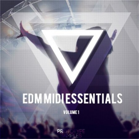 Prototype Samples EDM MIDI Essentials Vol 1