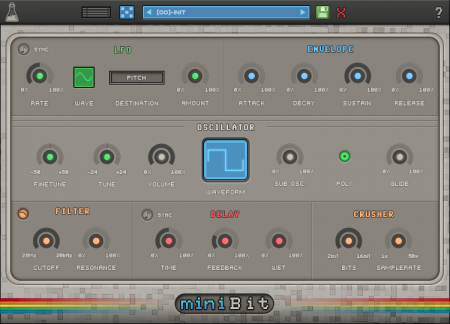 AudioThing miniBit v1.2.0 x86 x64