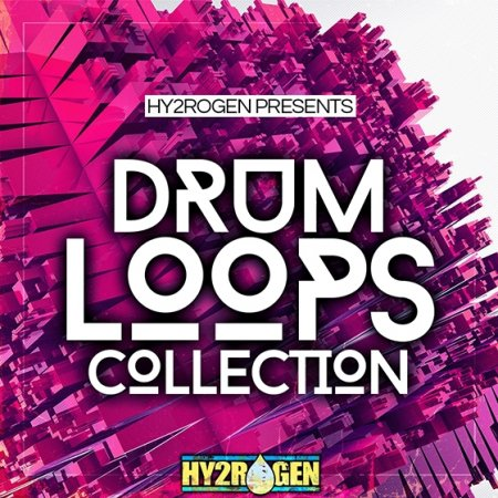 Hy2rogen - Drum Loops Collection