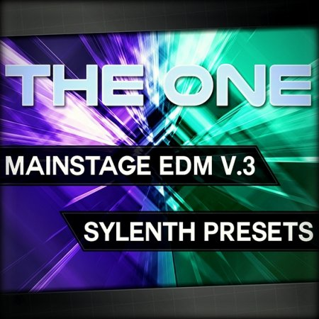 THE ONE Mainstage EDM Vol 3 For SYLENTH1