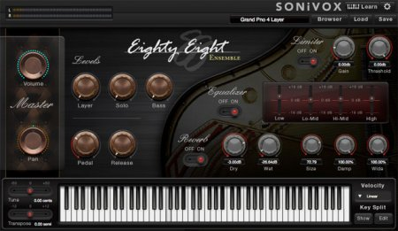 SONiVOX Eighty Eight Ensemble 2 v2.5 x86 x64