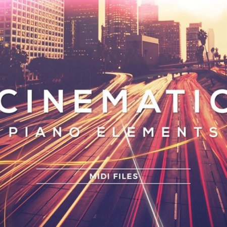 Sample Foundry Cinematic Piano Elements