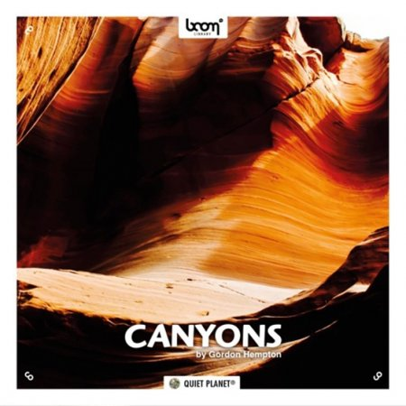 Boom Library - Canyons