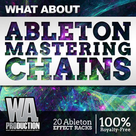WA Production What About Ableton Mastering Chains