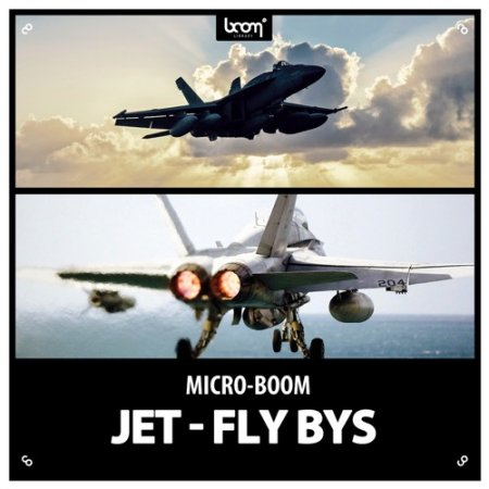 Boom Library - Jet Fly Bys