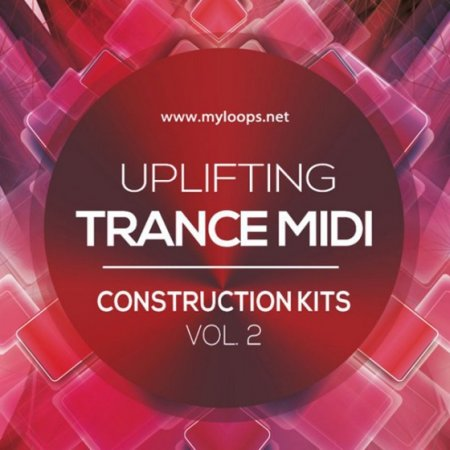 Myloops - Uplifting Trance MIDI Construction Kits Vol. 2