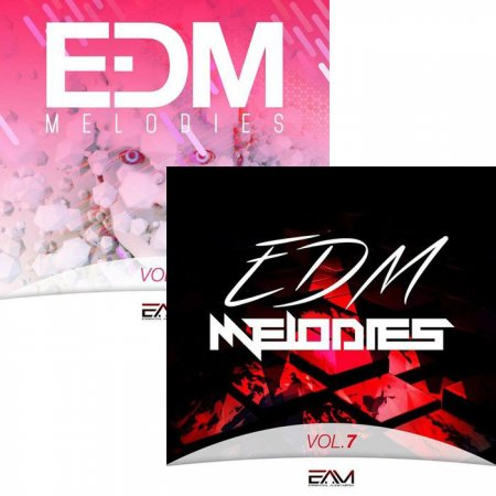 Essential Audio Media EDM Melodies Vol 6 - 7