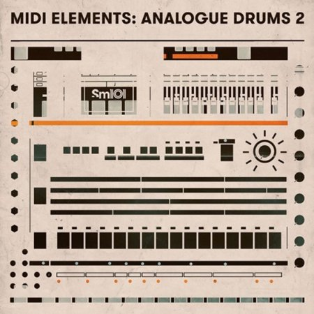 SM101 - MIDI Elements - Analogue Drums 2