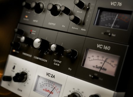 Native Instruments Vintage Compressors FX v1.3.1 x86 x64