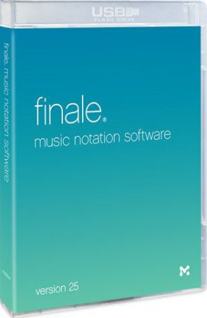 MakeMusic Finale v25.0.0.6858