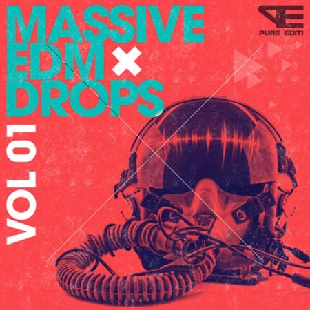 Pure EDM Massive EDM Drops Vol.1