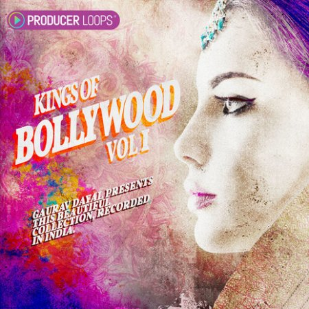 Producer Loops Kings of Bollywood Vol.1