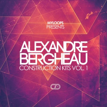 Myloops Alexandre Bergheau Construction Kits Vol.1