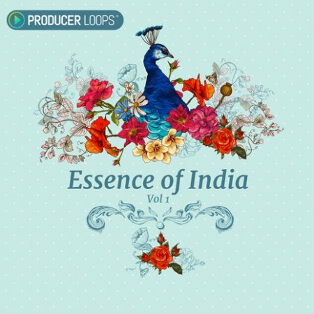 Producer Loops Essence of India Vol.1