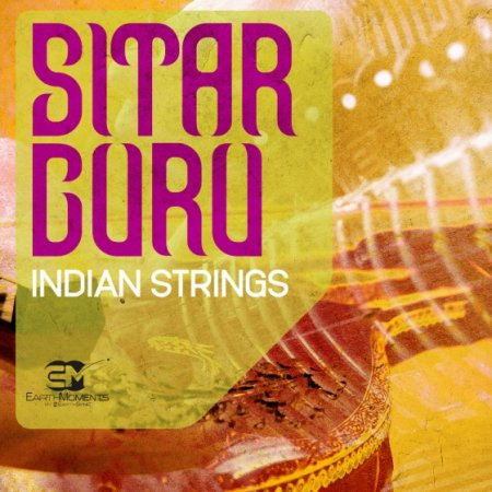 EarthMoments Sitar Guru – Indian Strings