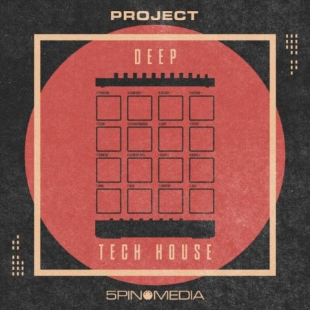 5Pin Media Project - Deep Tech House