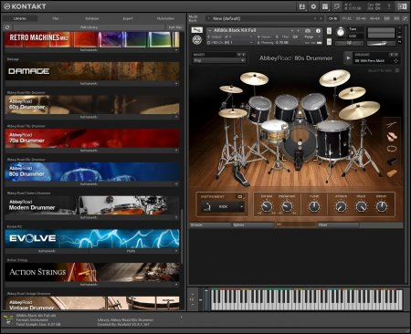 Native Instruments Kontakt 5 v5.6.5 UNLOCKED