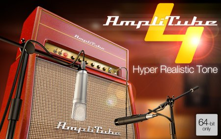 IK Multimedia AmpliTube 4 v4.3.0 x86 x64