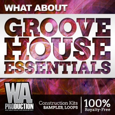 WA Production What About Groove House Essentials