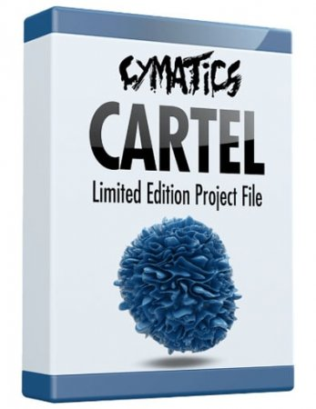 Cymatics Cartel Limited Edition Project File for FL Studio