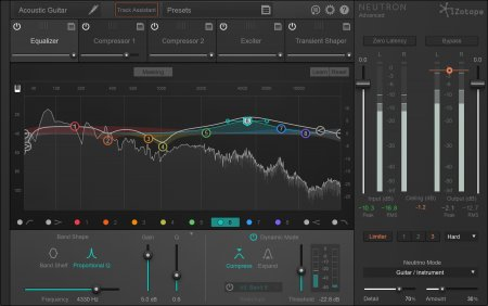 iZotope Neutron Advanced v1.01a x86 x64