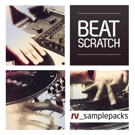 RV sample Packs Beat Scratch