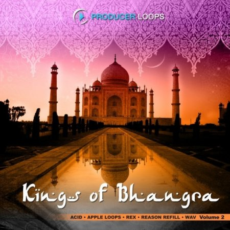 Producer Loops Kings of Bhangra Vol 2