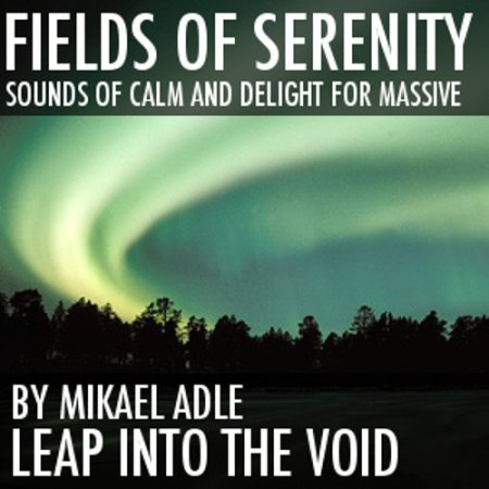 Leap Into The Void Fields Of Serenity for Massive
