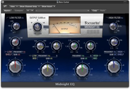 Focusrite Midnight Plug-in Suite v1.7 x86 x64