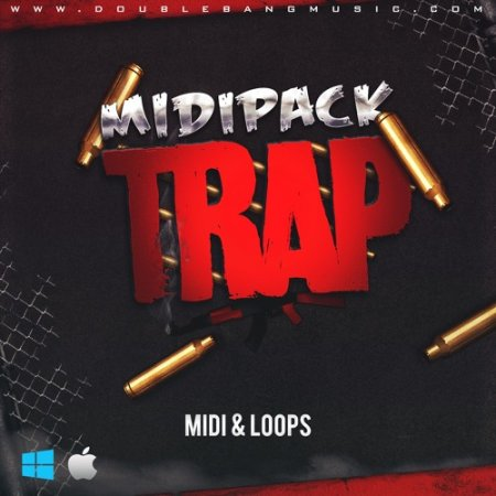 Double Bang Music Trap Midi Pack
