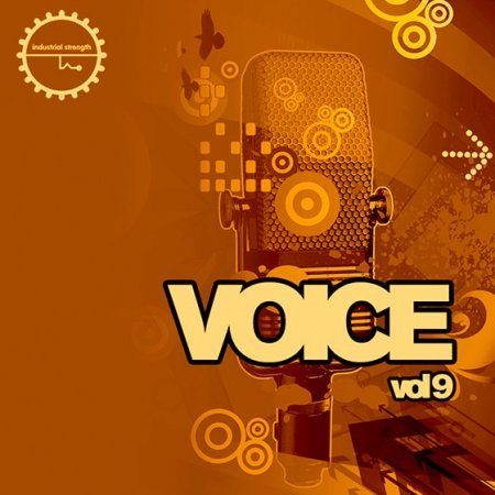 Industrial Strength Voice Vol. 9