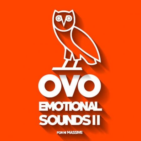 Red Sounds OVO Emotional Sounds 1-2 For Massive