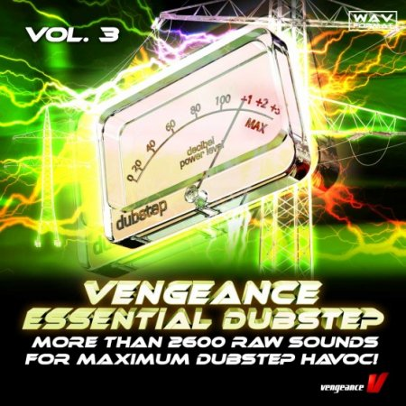 Vengeance Essential Dubstep Vol.3