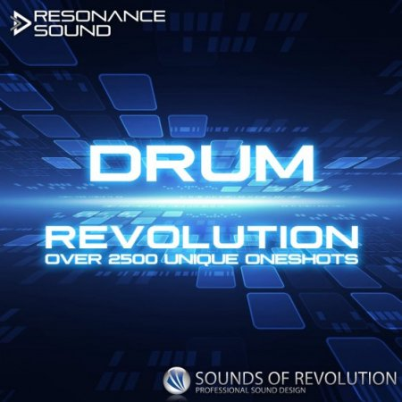 Resonance Sound SOR Drum Revolution Vol.1