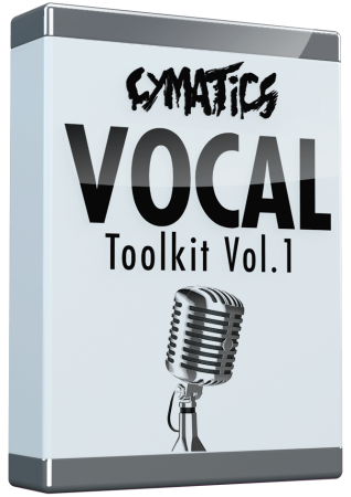Cymatics Vocal Toolkit Vol.1 + BONUSES + FX Kit