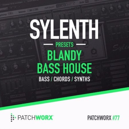 Patchworx Blandy Bass House Sylenth Presets