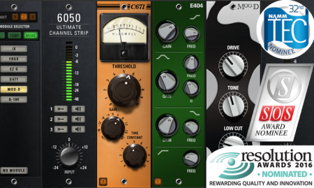 McDSP 6050 Ultimate Channel Strip v6.2.0.10 x86 x64