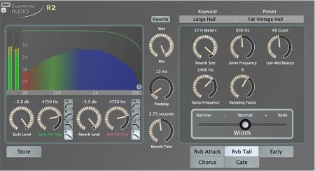 Exponential Audio R2 Stereo Reverb v3.0.2 x86 x64
