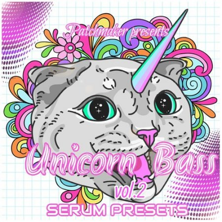 Patchmaker Unicorn Bass Vol 2 For Serum