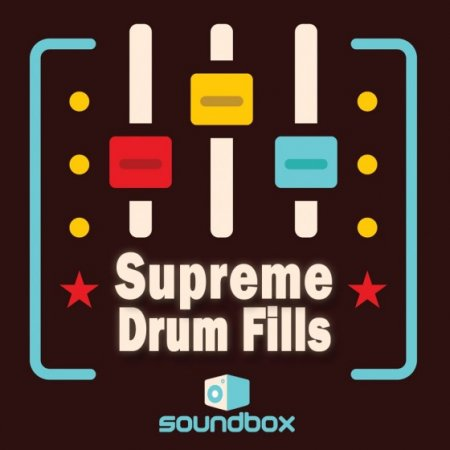 Soundbox Supreme Drum Fills