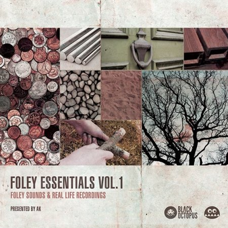 Black Octopus Sound - Foley Essentials